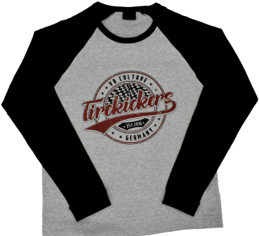 GJs Baseball Shirt Tirekickers