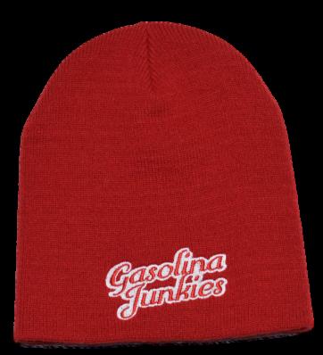 Beanie GJ Logo red
