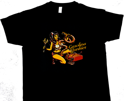GJS Shirt - Pinup 2020