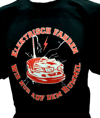 GJS Shirt - Elektrisch auf dem Rummel