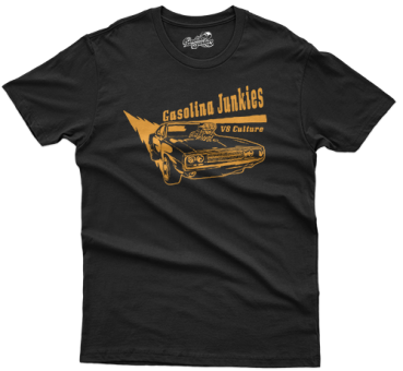 GJs Shirt American Muscle - limited Edition