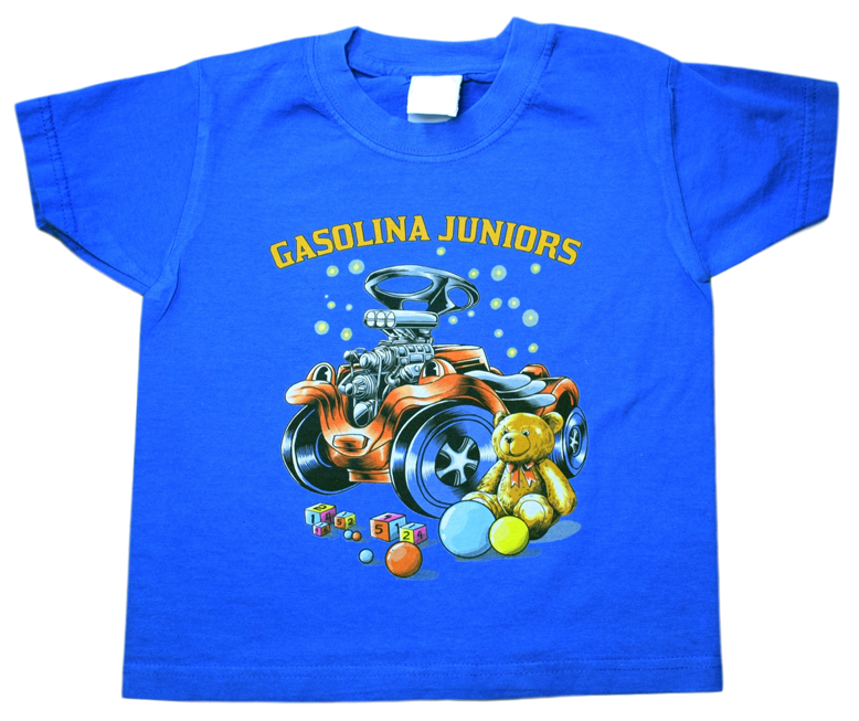 Gasolina Juniors Shirt